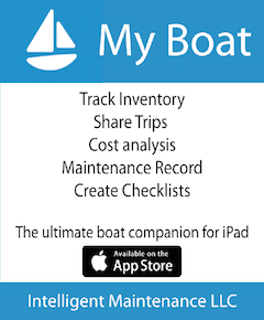 My Boat maintenance App