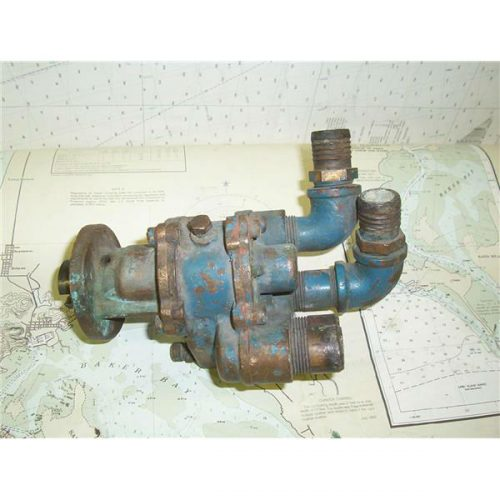 Sherwood Engine Driven Water Pump Used Boat Equipment
