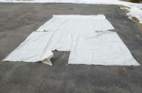 Canvas Cover - Awning