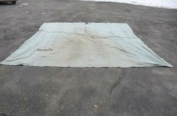 Canvas Cover - Awning 13x13.6