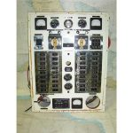 LARGE AC DC SWITCH CONTROL PANEL