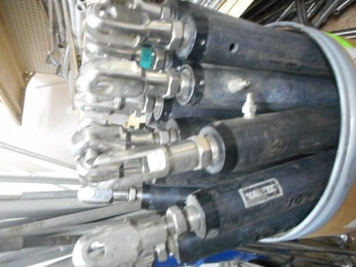 Navtec A250 Hydraulic Cylinder Used Boat Equipment