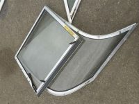 Port Windshield for a 18\'6 Larson