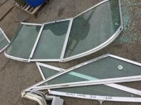 Windshield for a 1998 21.5 Sea Ray Express Cruiser