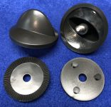 Northstar 941x 951x 952x Gimbal Trunnion Mounting Knobs Screws & Friction Disks