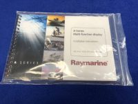 Raymarine A50 A57 A70 A50D A57D A70D Owners User Install Manual Quick Reference
