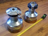 PAIR OF BARLOW 25 ST  TWO SPEED WINCHES